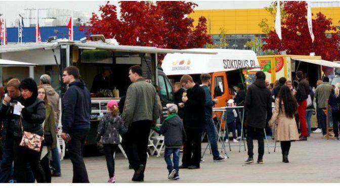 VIII Festiwal Smaków Food Trucków w Gdańsku