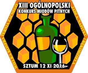 XIII Ogólnopolski Konkurs Miodów Pitnych