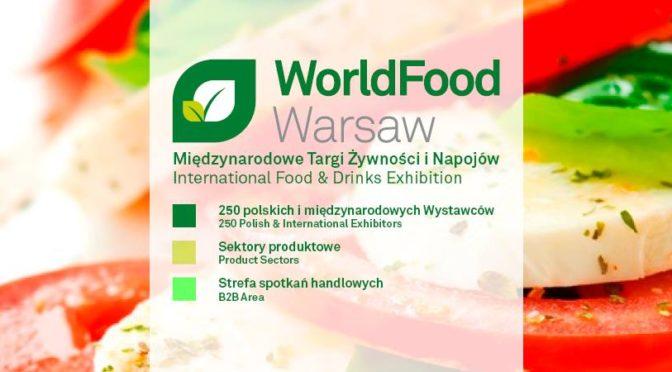 Targi Żywności i Napojów WorldFood Warsaw 2017