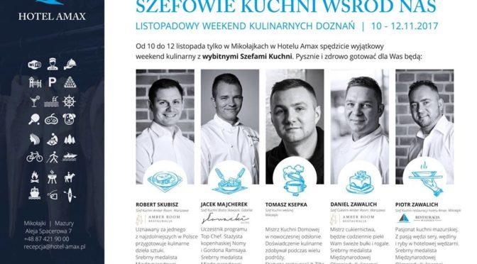 Szefowie kuchni wśród nas – festiwal smaków